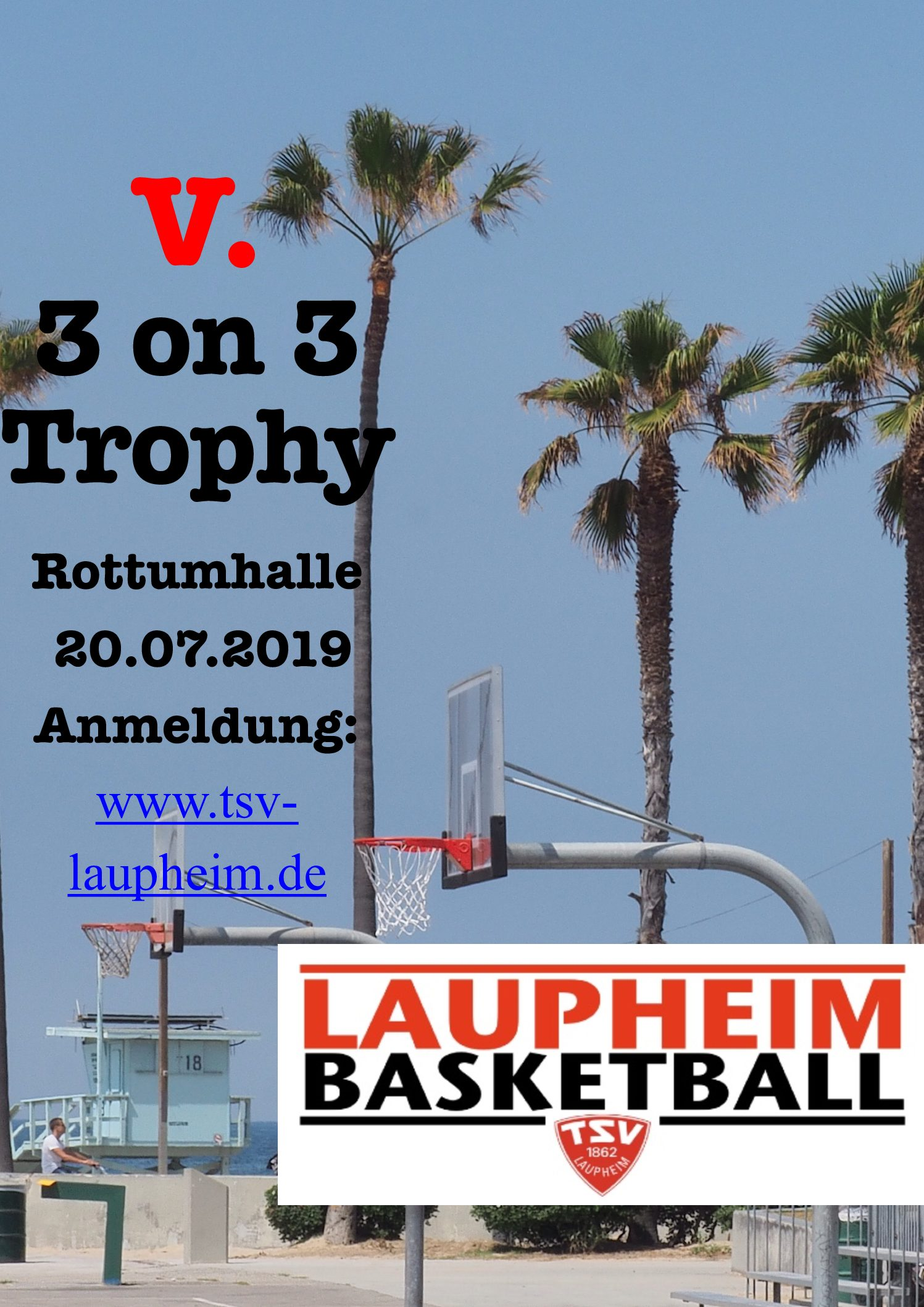 3on3 Trophy